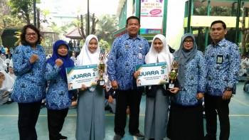 SMKN 1 Turen Meraih Juara 1 Tryout Kejujuran Jawa Pos 2019